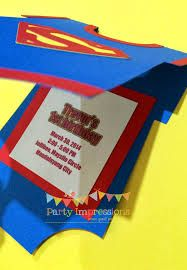 Image result for superman party invitations                                                                                                                                                                                 More
