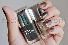 Dior Nail Polish, Dior Nails, Summer Nails, Makeup Ideas, Nail Art, Kit, Beauty, Summery Nails, Dior Nail Glow
