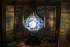 Turkish Lamps, Desk Lamp, Filigree, Copper, Lighting, Shop, Etsy, Home Decor, Decoration Home