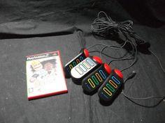 Juego Para Consola Playstation 2 PS2 Buzz El Gran Concurso De Deportes + Mandos