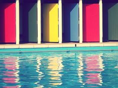 Tooting-Bec-Lido. Read up on all our favourite outdoor London pools right here: http://londonliving.at/top-5-london-outdoor-swimming-spaces/