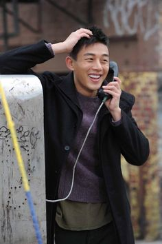 yoo ah in -- fashion king (really bad drama, but he is awesome!!!)