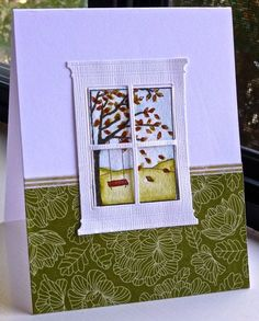 Inspiration Outside the Window by hskelly - Cards and Paper Crafts at Splitcoaststampers