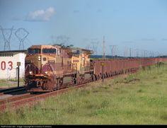 Foto RailPictures.Net: EFC 839 EFC - Estrada de Ferro Carajás GE C44-9W (Travessão 9-44CW) no Campo de Perizes, Maranhão, Brasil por Cristiano R.Oliveira