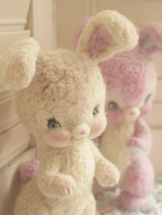 Felted Rabbits ~ What a gift to be treasured.
