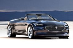 If a Buick Avista Coupe is Approved, Should a Convertible Follow?