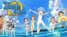 Squidding Awesome! Sentai Filmworks Will Dub Second Season Of The 'Squid Girl' Anime