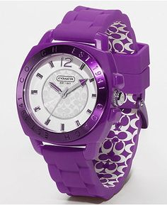 Coach - Love the Purple, so I will take one of these PLEASE!!