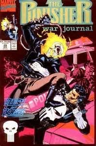 Punisher: War Journal (Vol. 1) #29: 1 of 2 Part Story