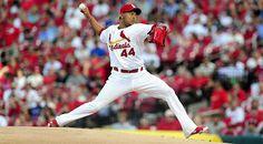 MLB: Carlos Martínez se ha visto sólido pero aún busca una mayor eficiencia