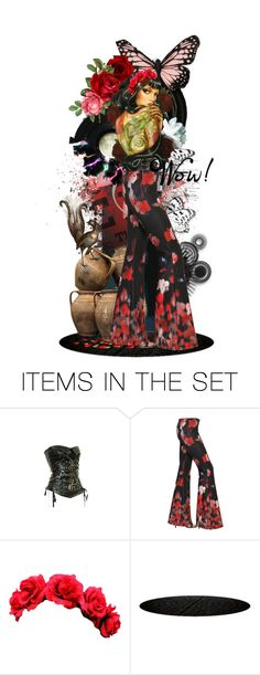 """Untitled #1416"" by www-gufi on Polyvore featuring art"