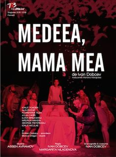 """Medeea, mama mea - un """"emergency room"""" al sufletelor ranite, indurerate, al victimelor unor realitati dure pe care trebuie sa le constientizam, pentru a nu risca sa le acceptam implicit si sa ne obisnuim cu ele."""