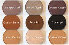 MishMreow: MakeupGeek Eyeshadow Starter Kit Review