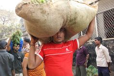 the common man of india is crushed daily by a corrupt anti -poor system by firoze shakir photographerno1, via Flickr