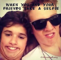 omg look at them! Lol. Bradley Will Simpson and Tristan Evans.