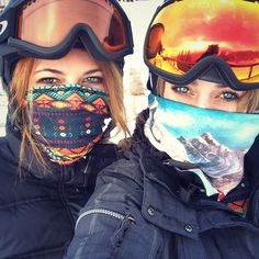 Go Skiing or snowboarding with a friend.