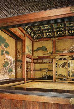 Kuro-shoin 1st Chamber | Flickr - Photo Sharing!