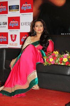 Sonakshi Sinha at her elegant best!