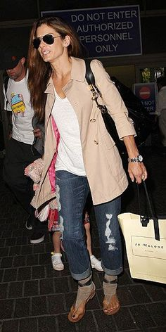 Love The Jeans Wish I Could Full Of The Shoes Sigh Sandra Bullock