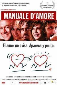 """""""Manuale d'amore"""" (2005) describe las cuatro fases del amor: el flechazo, la crisis, la traición y el abandono. Consta de cuatro episodios protagonizados por parejas diferentes. Se trata de historias normales y extraordinarias, dulces e irónicas, románticas y divertidas."""