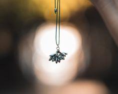 Succulent Necklace   Kirki