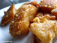 Chicharon Recipe  http://www.cheflogrorecipes.com/chicharon-recipe/