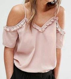 healthy living quotes motivational messages without women Top Chic, Summer Outfits, Cute Outfits, Blouse Dress, Western Outfits, Fashion Outfits, Womens Fashion, Ideias Fashion, Street Style