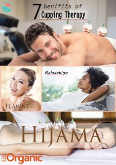 Top 7 Benefits of Cupping Therapy (Hijama) #lifestyle #fitness #health #care #massage #skincare #listorganic