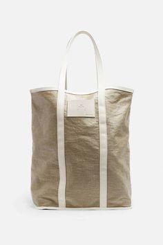 PB 0110 — CM 15 Shopper - Natural/White