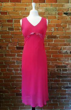 lady in pink dress – ella fashion inc