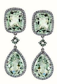 Dazzling aquamarines. My absolute favorite gemstone!