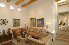 AQUI SANTA FE offers a gracious hospitality complemented by exceptional Santa Fe homes and unprecedented service. #luxuryvacationrentals #santafe