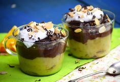 Creme Brulee, Smoothie, Paleo, Pudding, Sweets, Lime, Food, Limes, Gummi Candy