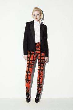 Sfilata McQ Alexander McQueen New York - Pre-collezioni Primavera Estate 2014 - Vogue