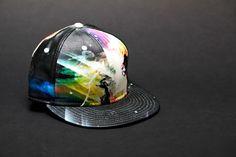 Reason x NP New Era Hat - NOPATTERN / Chuck Anderson: Art, design, & creative direction