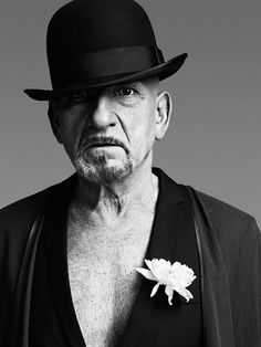 """I'm very in love with the fact that the camera is revolted by acting and loves behaviour."" --Sir Ben Kingsley"