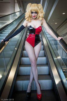 Nadya Sonika - Harley Quinn.