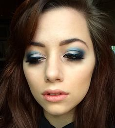 I love this look from @Sephora's #TheBeautyBoard: http://gallery.sephora.com/photo/blue-smoke-17504