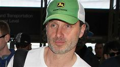 'Walking Dead' star Andrew Lincoln strolls into LAX, and more Celeb Sightings