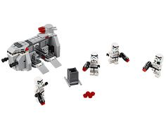 Hunt down rebels with the Imperial Troop Transport battle pack!  Available 1/15