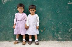 Twins. Hogar Miguel Magone, Guatemala. Orphans