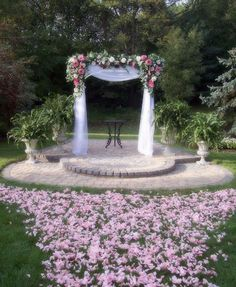 Part 2 Of A Sweet Wedding At Avon Gardens And