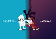 Foundation 4 vs. Bootstrap 2: The feature line-up