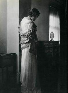 Style Zeitgeist- Edward Steichen's image of Florence Fair 1928