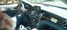 Neue Fotos vom Mercedes GLA: viele Details innen und außen