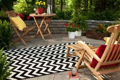 Outdoor carpet for patio is manufactured to be a sturdy covering. This outdoor carpet patio is often made from weather resistant materials. Outdoor Carpet, Indoor Outdoor Rugs, Outdoor Area Rugs, Outdoor Living, Outdoor Decor, Patio Rugs, Outdoor Ideas, Spray Paint Furniture, Painting Furniture