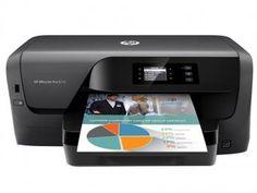 Impressora HP Officejet Pro 8210 - Jato de Tinta Colorida Wi-Fi