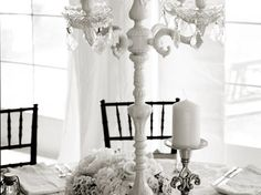 Centerpieces-White!