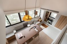 Gorgeous apartment design with asian theme... | Visit : roohome.com    #apartment #design #beautiful #great #fabulous #elegant #interior #creative