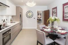 2 bedroom apartment for sale in Queens Road, Weybridge, - Rightmove. 2 Bedroom Apartment, Apartments For Sale, Double Vanity, Property For Sale, Bathroom, Kitchen, Homes, Home Decor, Washroom